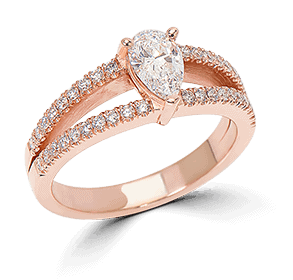 Diamond and Gold engagement rings toronto canada