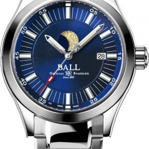 Ball Moon Phase (NM2282C-SJ-BE)