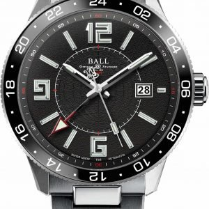 Ball Pilot GMT (GM3090C-SAJ-BK)
