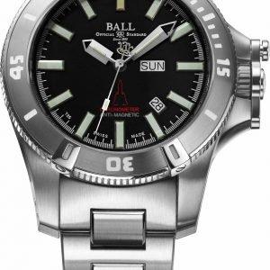 Ball Silver Fox (DM2036A-S8CJ-BK)
