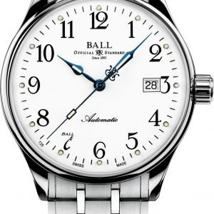 Ball Standard Time 135 Anniversary (NM3288D-SJ-WH)