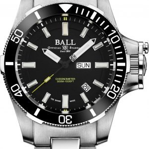 Ball Submarine Warfare Ceramic (DM2236A-SCJ-BK)