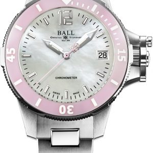 Ball Engineer Hydrocarbon Ceramic Midsize DL2016B-S3CAJ-WH