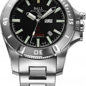 Ball Engineer Hydrocarbon Silver Fox DM2036A-S8C-BK