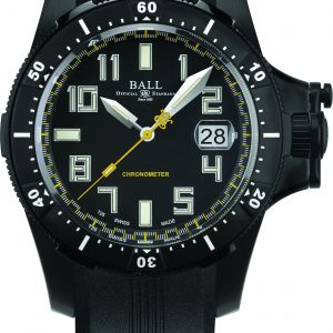 Ball Engineer Hydrocarbon Black DM2176A-P1CAJ-BK