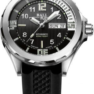 Ball Engineer Master II Diver DM3020A-PAJ-BK