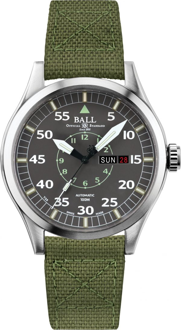 Ball Engineer Master II Aviator NM1080C-N5J-GY