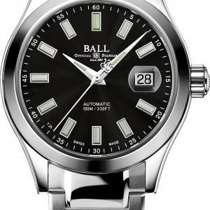 Ball Engineer III Marvelight Black Dial NM2026C-S23J-BK