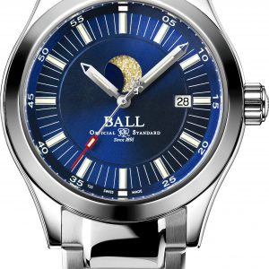 Ball Engineer II Moon Phase Blue Dial NM2282C-SJ-BE