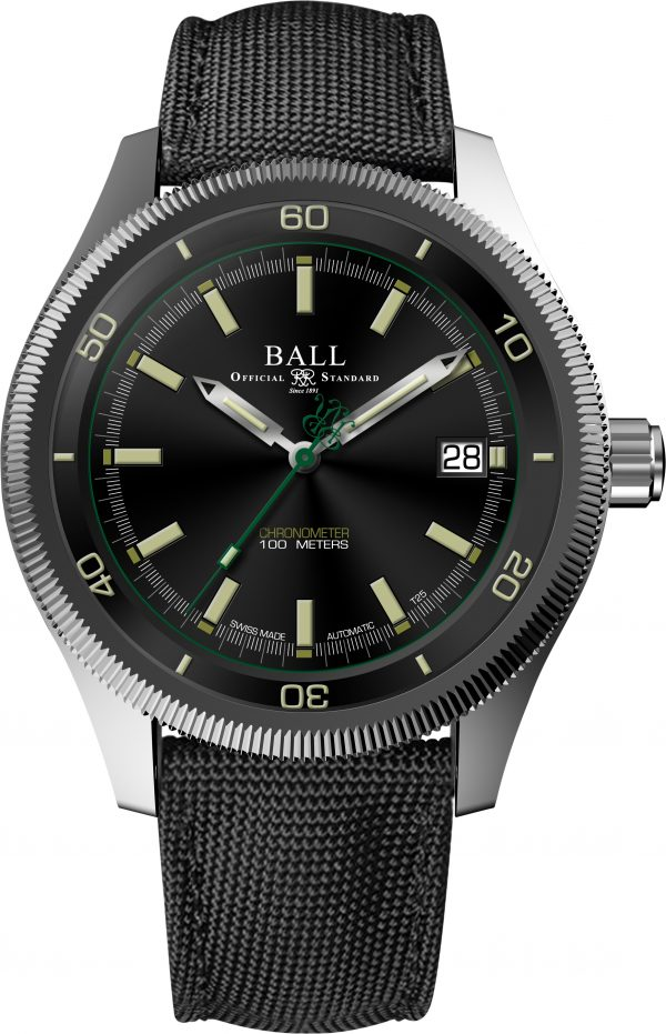 Ball Engineer II Magneto S NM3022C-N1CJ-BK