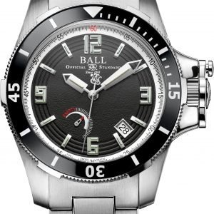 Ball Engineer Hydrocarbon Hunley PM2096B-S1J-BK