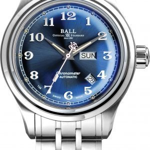Ball Trainmaster Cleveland Express 41mm NM1058D-SCJ-BE