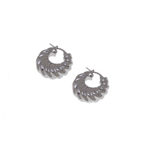 18Kt Electoform Italian Earrings