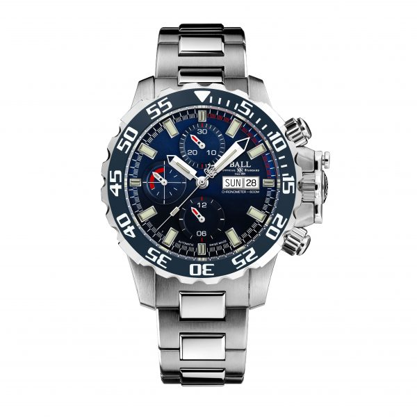 Ball Engineer Hydrocarbon NEDU DC3026A-S3C-BE