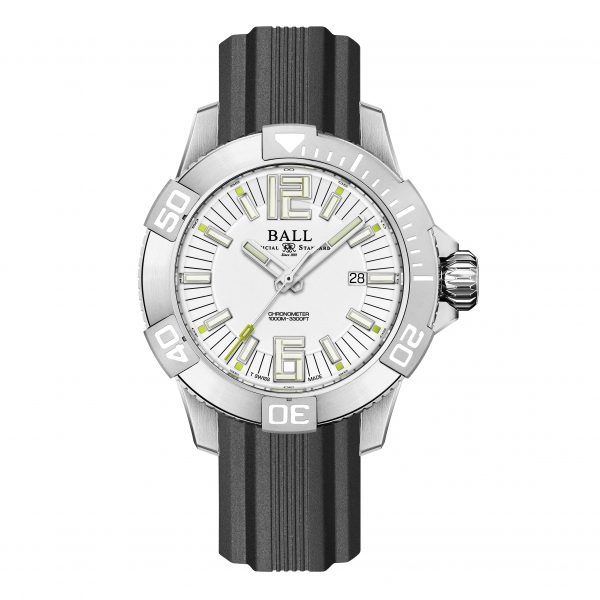 Ball Engineer Hydrocarbon DeepQUEST DM3002A-PC-WH